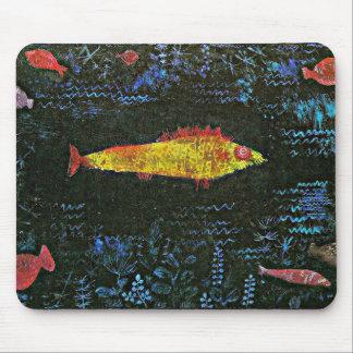 Mousepad Klee - o peixe dourado