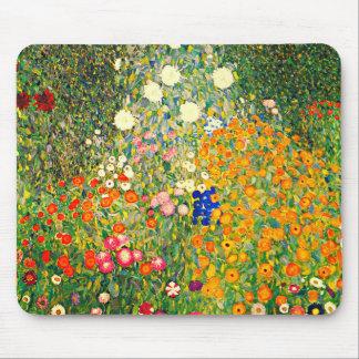 Mousepad Klimt: Jardim