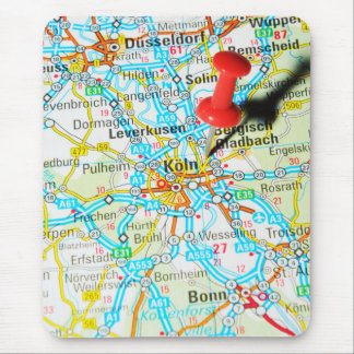 Mousepad Köln, água de Colônia, Alemanha