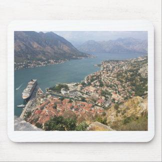 Mousepad Kotor, Montenegro