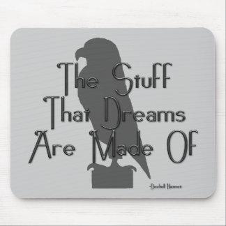 Mousepad KRW o material que os sonhos são feitos das