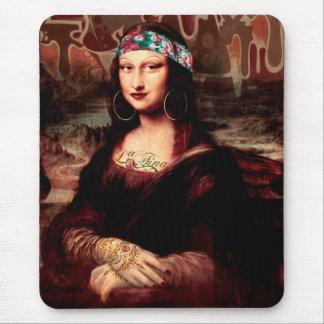 Mousepad La Chola Mona Lisa