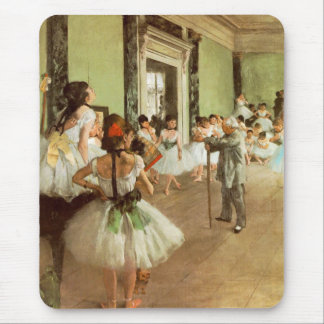 Mousepad La Classe de Danse por Edgar Degas