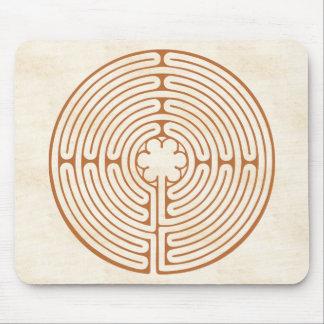 Mousepad Labirinto de Chartres