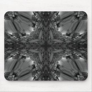 Mousepad Laço preto gótico