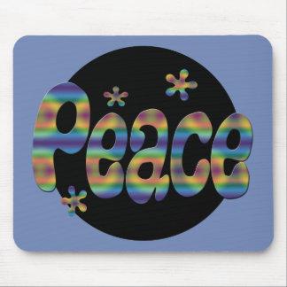 Mousepad Laço-Tintura da paz