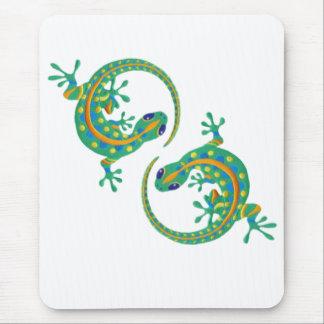 Mousepad Lagartos da arte de Daco