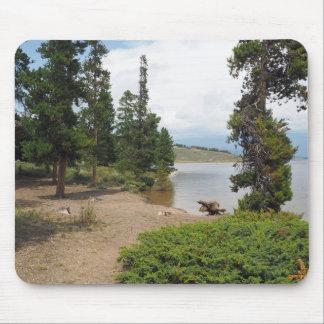 Mousepad Lago Granby em Colorado