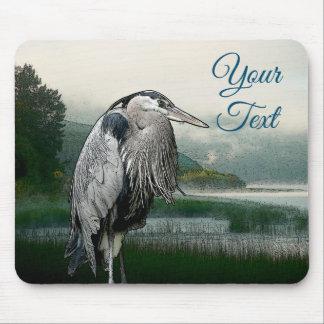 Mousepad Lago heron