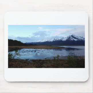 Mousepad Lago na estrada de Maud