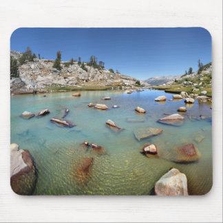 Mousepad Lago pass de Donahue - Yosemite