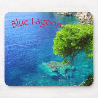 Mousepad Lagoa azul