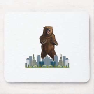 Mousepad Lançamento do urso
