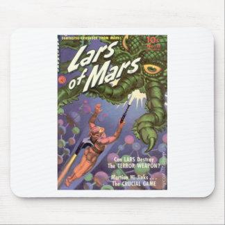 Mousepad Lars de Marte e do monstro Inseto-eyed do