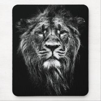 Mousepad leão asiático masculino