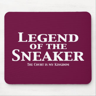 Mousepad Legenda dos presentes da sapatilha