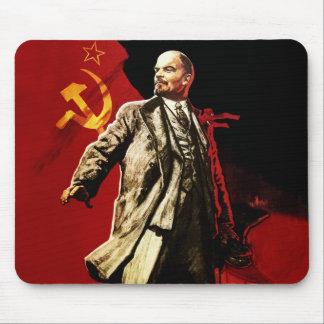 Mousepad Lenin