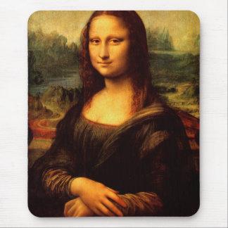 Mousepad LEONARDO DA VINCI - Mona Lisa, La Gioconda 1503