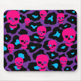 Mousepad Leopardo de Skully