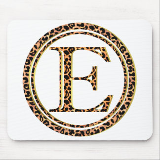 Mousepad leopardo E