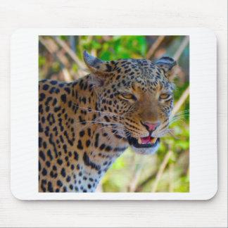 Mousepad Leopardo manchado