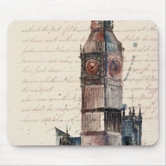 Mousepad Letras de Big Ben