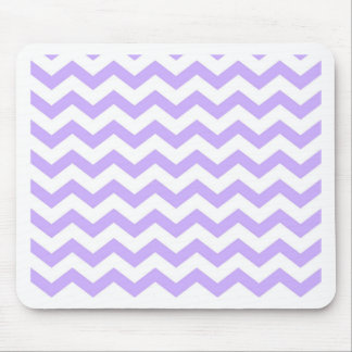 Mousepad Lilac Chevron