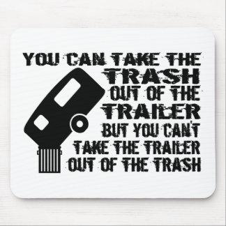 Mousepad Lixo do reboque
