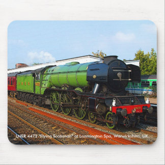 "Mousepad LNER 4472"" Scotsman do vôo """