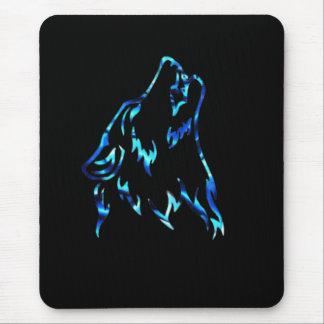 Mousepad lobo da água