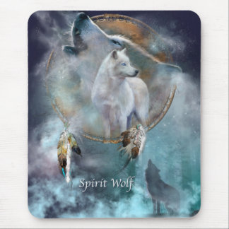 Mousepad Lobo do espírito