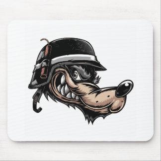 Mousepad Lobo dos desenhos animados