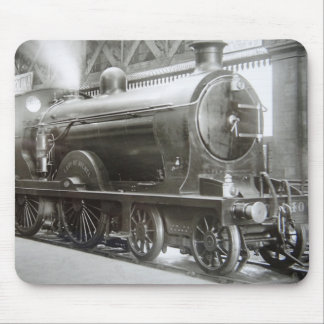 Mousepad Locomotiva de vapor (senhora de Avenal)