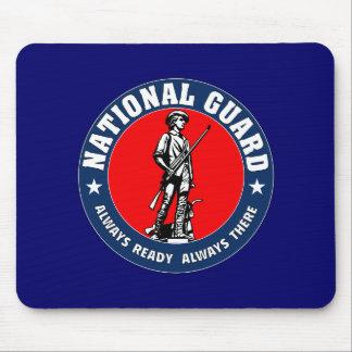 Mousepad Logotipo da guarda nacional do exército