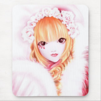 Mousepad Lolita doce do gótico