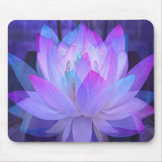 Mousepad Lotus no azul…