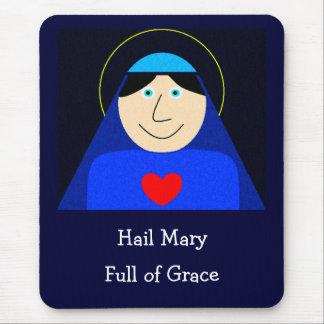 Mousepad Mãe de Mary do deus
