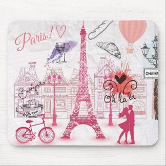 Mousepad Mágica de Paris