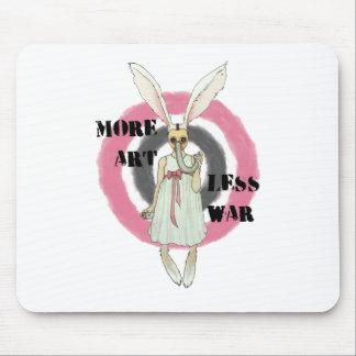 Mousepad Mais arte menos guerra