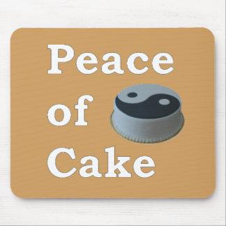 Mousepad Mais zen qualquer coisa provérbios - paz do bolo