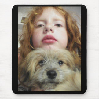 Mousepad Maisie e redemoinho