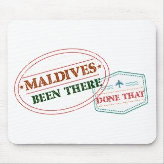 Mousepad Maldives feito lá isso