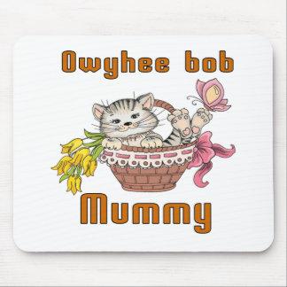 Mousepad Mamã do gato do prumo de Owyhee