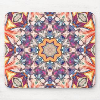 Mousepad Mandala colorida