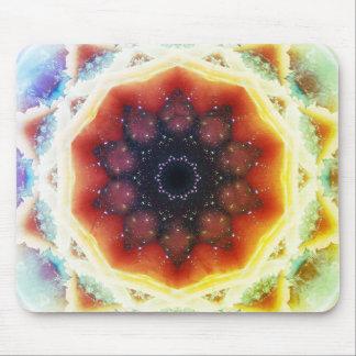 Mousepad Mandala do portal do espaço
