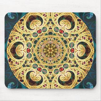Mousepad Mandalas do coração da liberdade 22 presentes