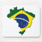 Mousepad Mapa de Brasil