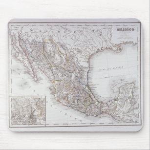 Mousepad Mapa de México 2