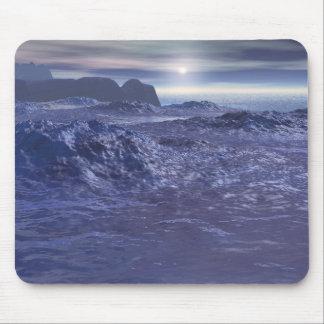 Mousepad Mar congelado de Netuno