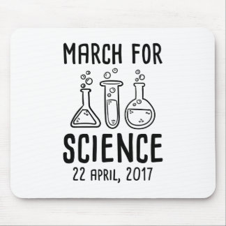 Mousepad Março para a ciência